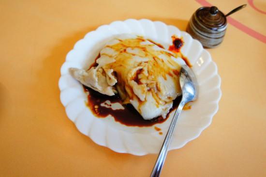 粥菜坊(かゆなぼう) 豚肉腸粉 武蔵小杉