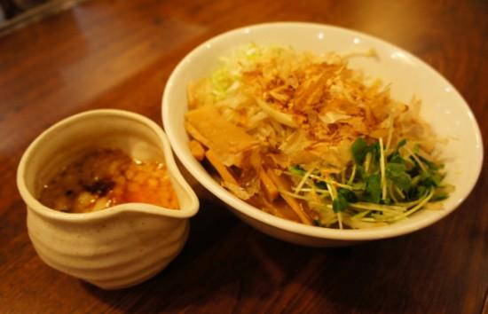 つけめんtetsu 武蔵小杉 豚骨×魚介