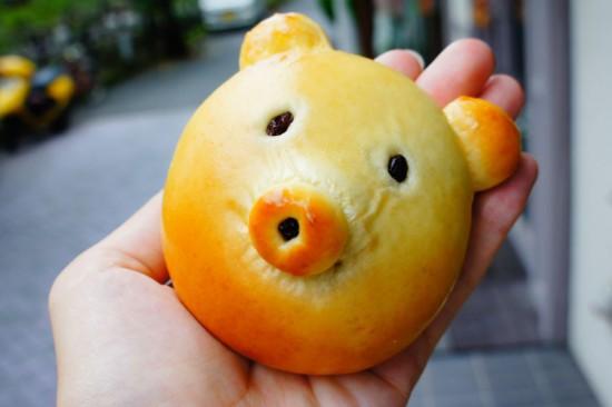 あんてろーぷ 武蔵小杉 クマのパン