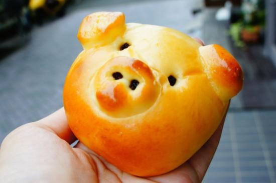 可愛い動物パンに出会える武蔵小杉のパン屋。ベーカリーあんてろーぷ