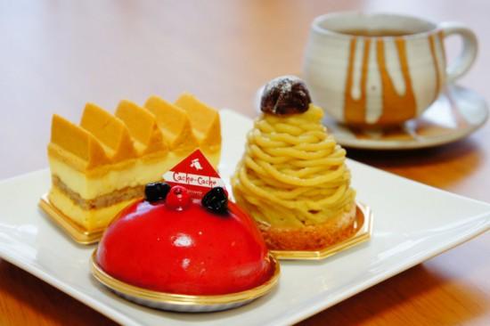 焼き菓子も充実。武蔵小杉の本格的なケーキ屋さん☆カシュカシュ