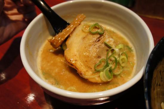 小杉らぁめん夢番地 味噌つけ麺 武蔵小杉