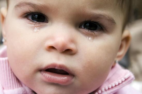 永遠の課題?!我が家で効果があった子供(9ヶ月)の泣きやませ方!