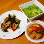 ダイエット食事メニュー 豚肉野菜炒め