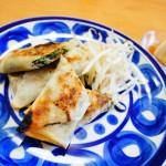 ダイエット食事メニュー 小松菜焼き春巻き