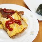 ダイエット食事メニュー オムレツ