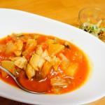 鶏のトマト煮 ダイエットメニュー