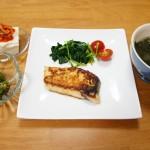 カジキマグロのソテー ダイエットメニュー