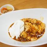 麻婆豆腐 ダイエットメニュー