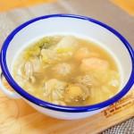 海鮮鍋の雑炊
